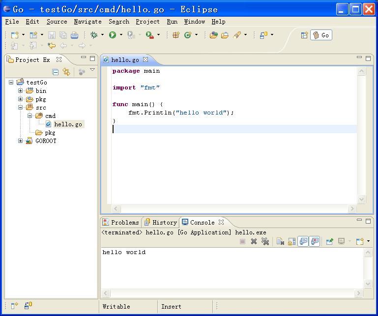 Go development tools · Go Web 编程